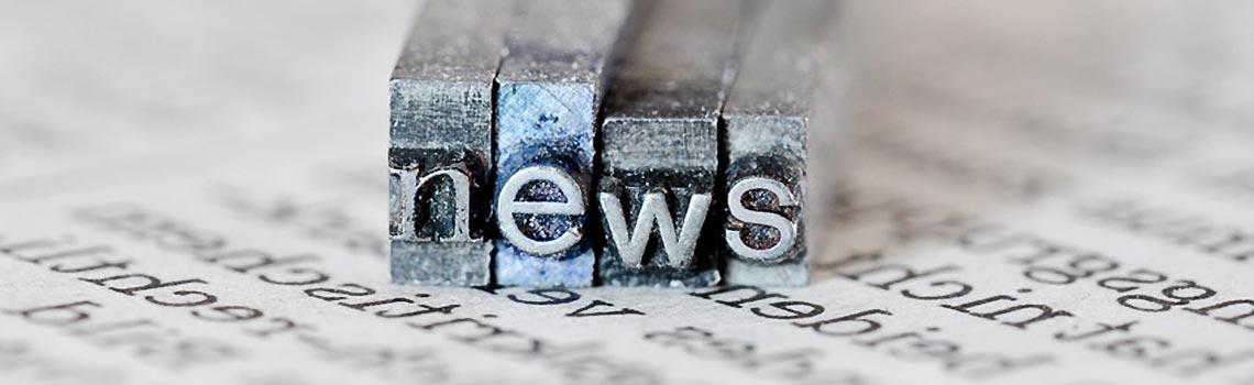 News banner image